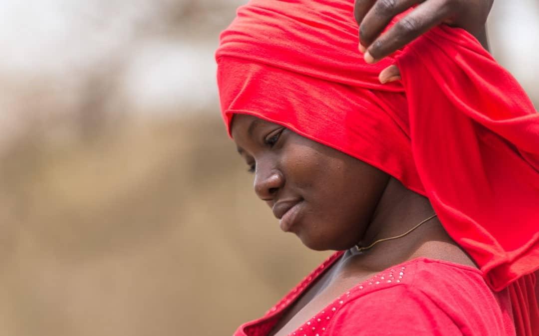Portraits de Sénégalaises