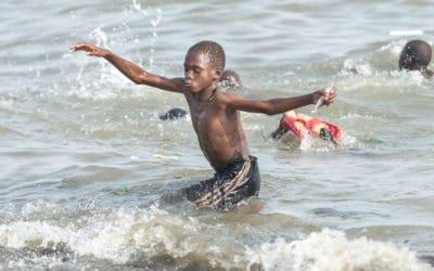 Les enfants du Sénégal