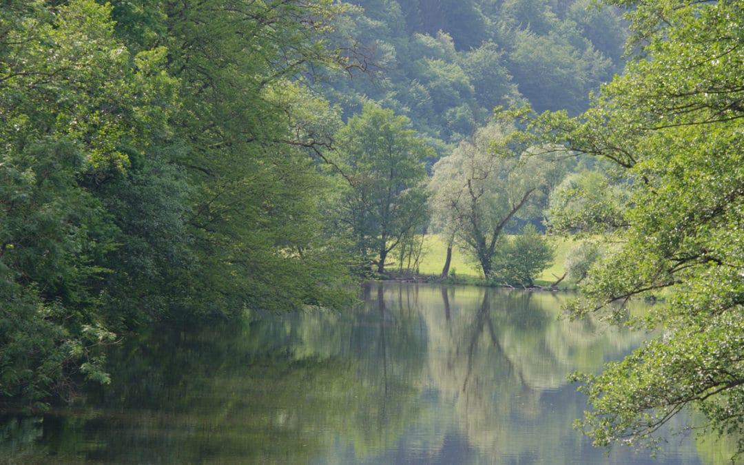 La vallée de l'Amblève