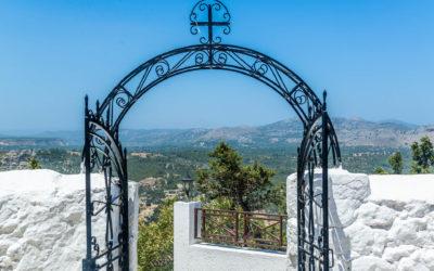 Le Monastère de Tsambika