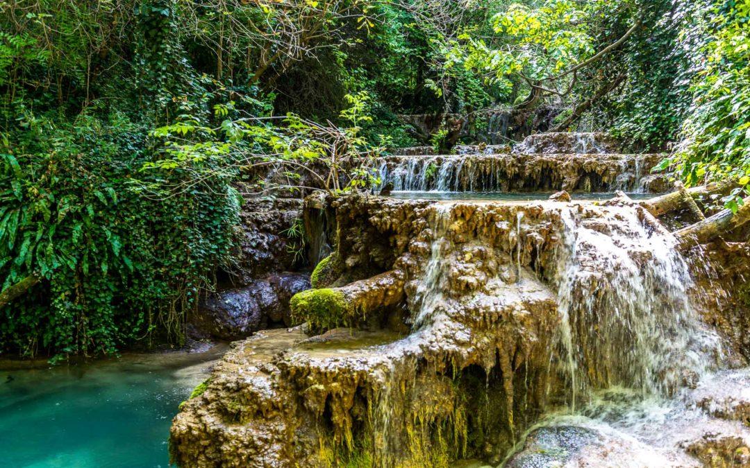 Krushuna waterfalls